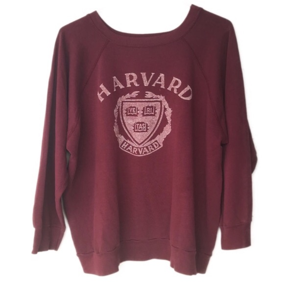 cheap for discount cute cheap nice cheap Vintage Champion Harvard crew neck sweatshirt